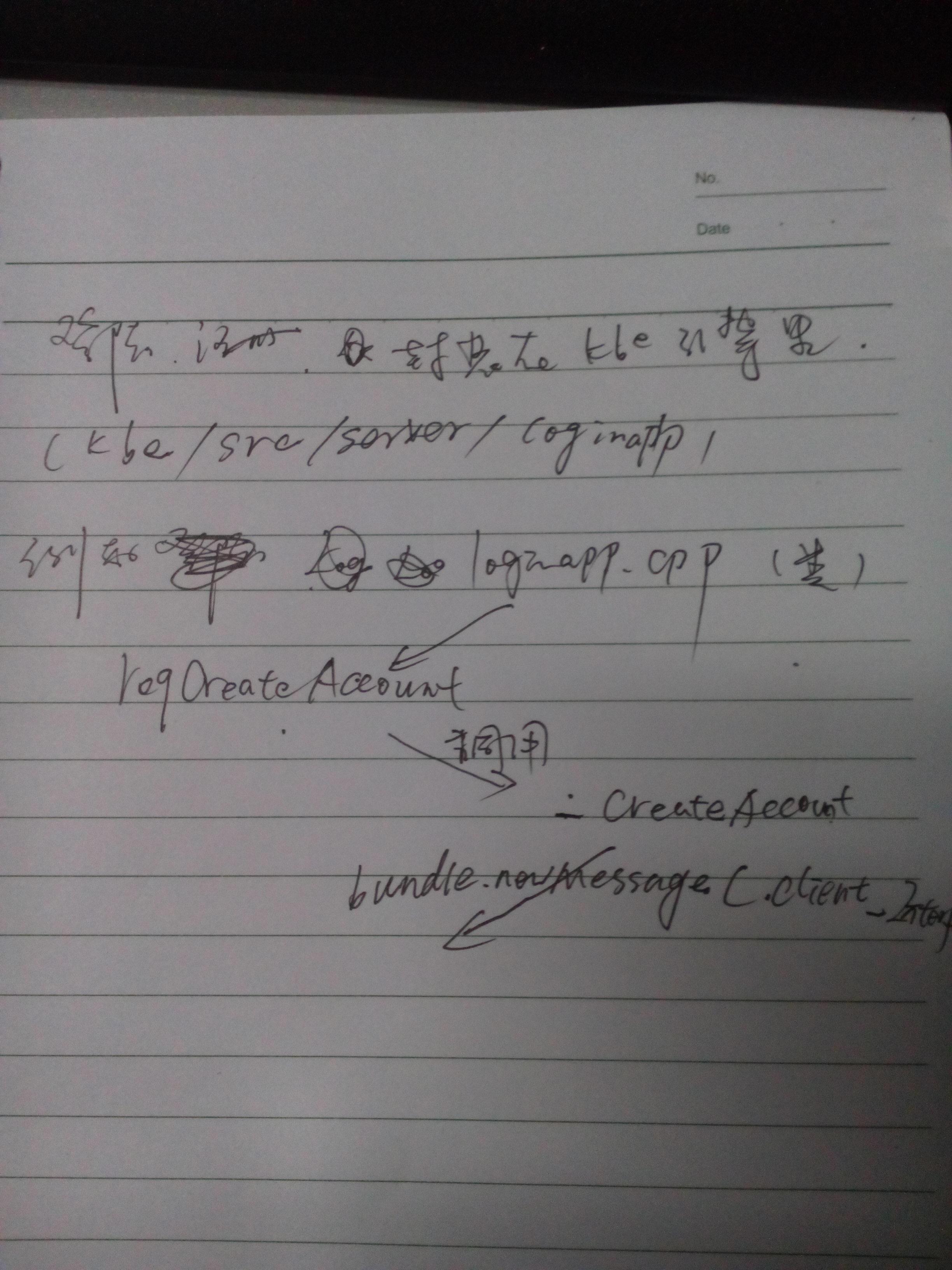 U3D + KBE Demo传输消息流程图文解析【服务端】