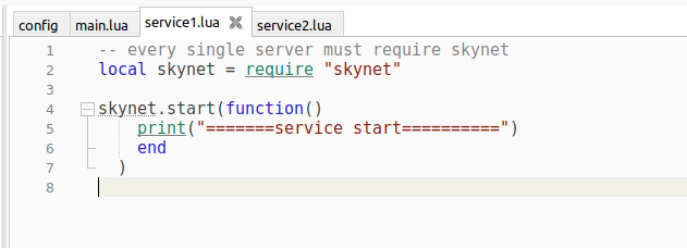 【skynet】基本通信机制(一)